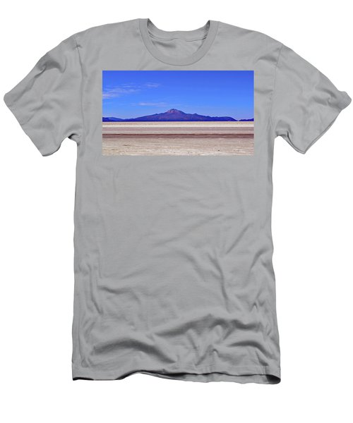 Salar De Uyuni No. 222-1 Men's T-Shirt (Athletic Fit)