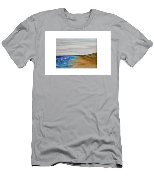 Salty Morning Men's T-Shirt (Athletic Fit)
