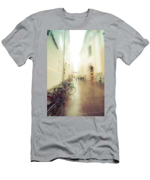 Salzburg Rain Men's T-Shirt (Athletic Fit)
