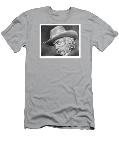 Sam Elliott Men's T-Shirt (Athletic Fit)