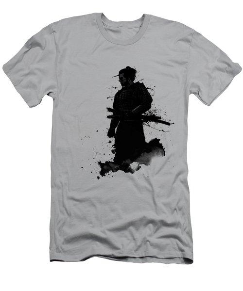 Samurai Men's T-Shirt (Slim Fit) by Nicklas Gustafsson