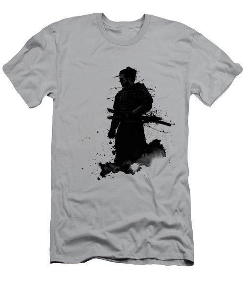 Samurai Men's T-Shirt (Athletic Fit)