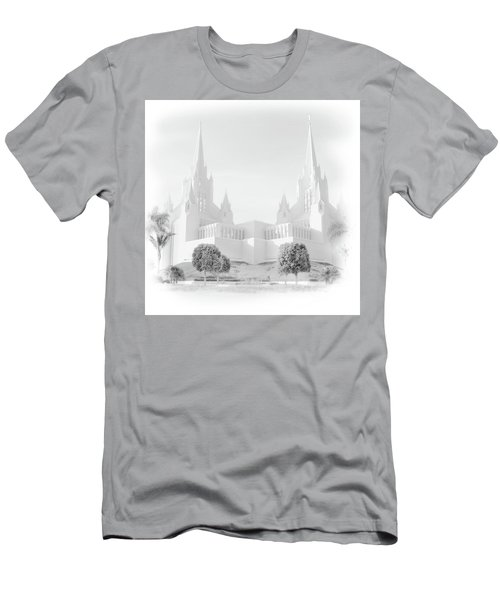 San Diego Lds Temple Men's T-Shirt (Athletic Fit)