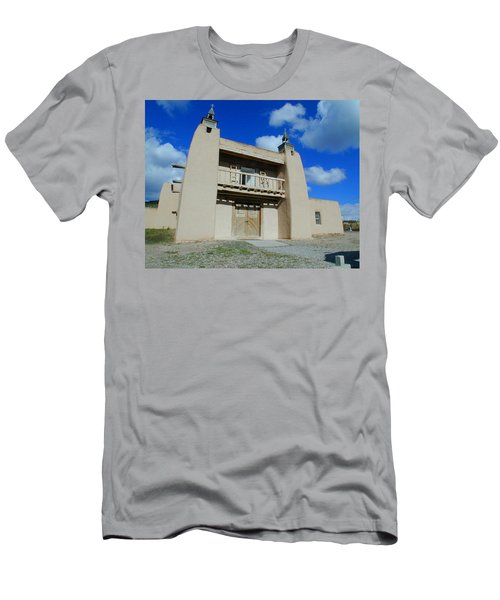 Men's T-Shirt (Athletic Fit) featuring the photograph San Jose De Gracia Number 1 by Joseph R Luciano