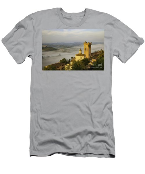 Men's T-Shirt (Athletic Fit) featuring the photograph San Miniato by Brian Jannsen