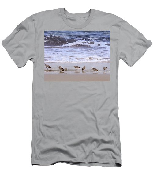 Sand Dancers Men's T-Shirt (Athletic Fit)