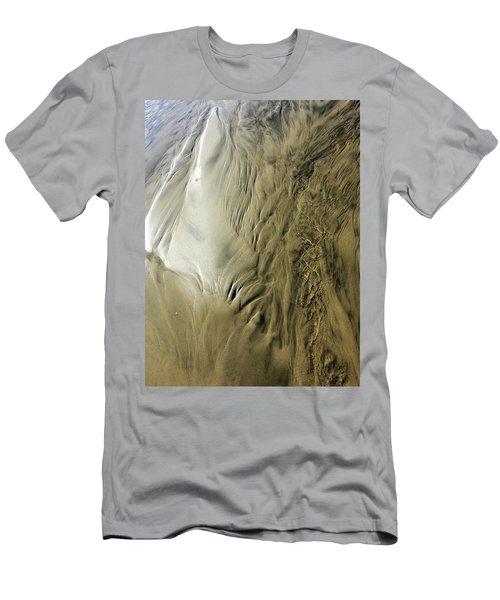 Sand Sculpture 3 Men's T-Shirt (Athletic Fit)