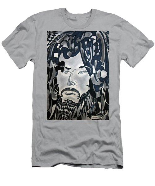 Sansonetti Man Men's T-Shirt (Slim Fit) by Gino Sansonetti
