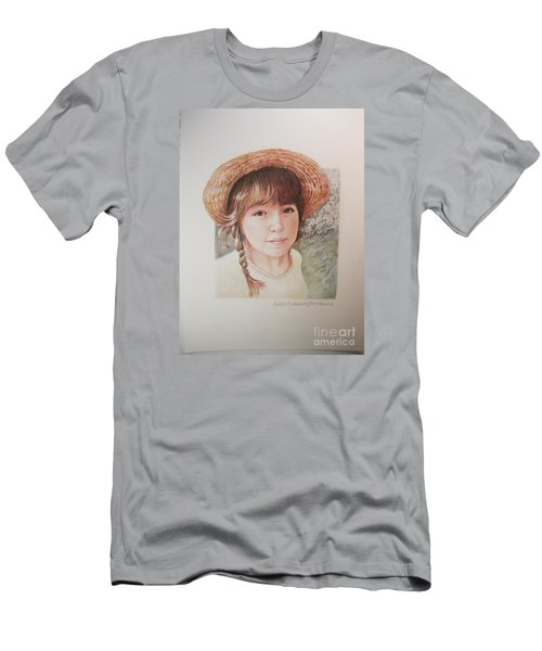 Sarah Men's T-Shirt (Athletic Fit)