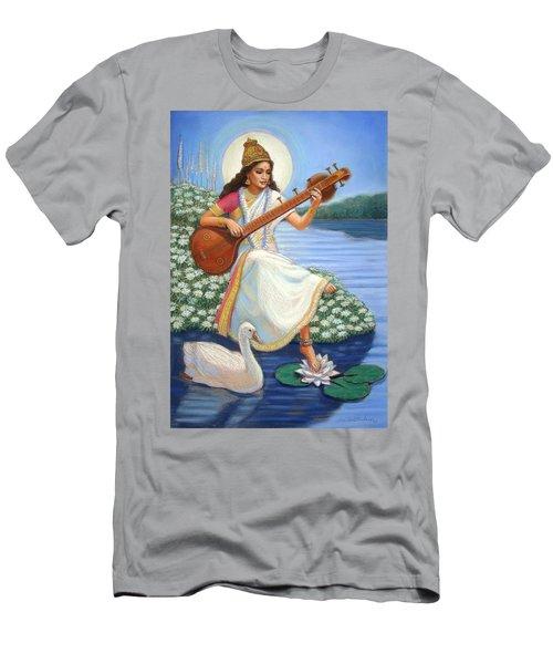 Sarasvati Men's T-Shirt (Athletic Fit)