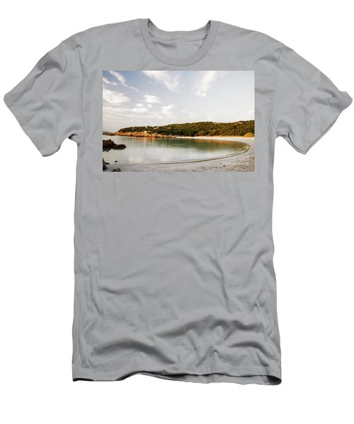 Sardinian View Men's T-Shirt (Athletic Fit)