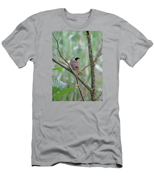 Sassy Men's T-Shirt (Slim Fit) by I'ina Van Lawick