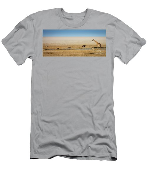 Savanna Life Men's T-Shirt (Athletic Fit)