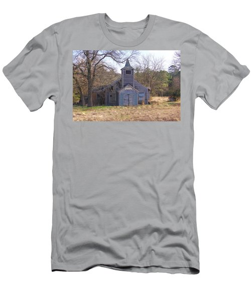 Schoolhouse#3 Men's T-Shirt (Athletic Fit)