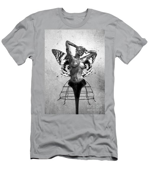 Scream Of A Butterfly II Men's T-Shirt (Athletic Fit)