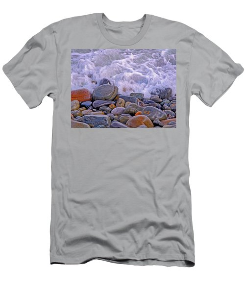 Sea Covers All  Men's T-Shirt (Athletic Fit)