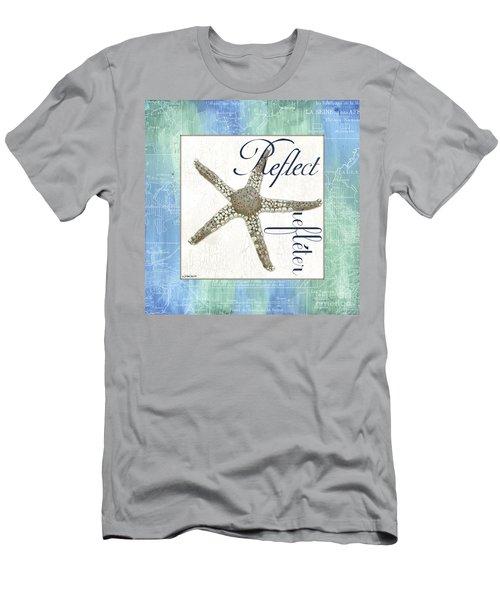 Sea Glass 3 Men's T-Shirt (Athletic Fit)