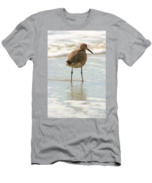 Sea Shore Stroller Men's T-Shirt (Athletic Fit)
