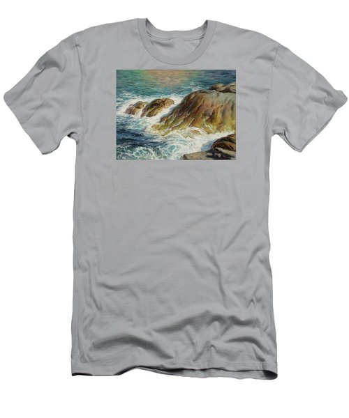 Sea Symphony. Part 2. Men's T-Shirt (Athletic Fit)