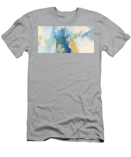 Sea Sky Sun Men's T-Shirt (Athletic Fit)