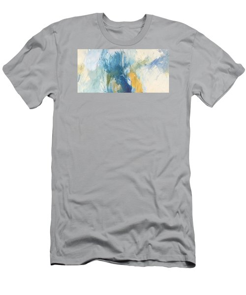 Sea Sky Sun Men's T-Shirt (Athletic Fit)