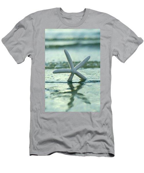Sea Star Vert Men's T-Shirt (Athletic Fit)