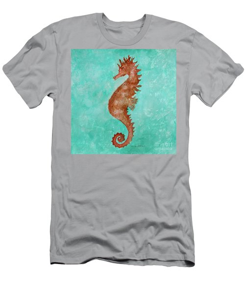 Seahorse Men's T-Shirt (Athletic Fit)