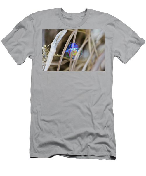 Searching For A New Rainbow Men's T-Shirt (Athletic Fit)