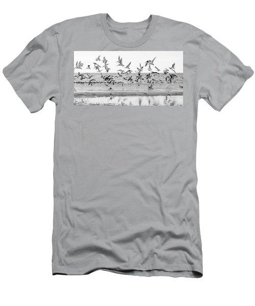 Seascape Gulf Coast, Ms F30k Men's T-Shirt (Athletic Fit)