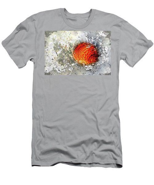 Seashell Art  Men's T-Shirt (Athletic Fit)