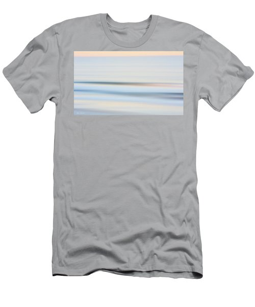 Seaside Waves  Men's T-Shirt (Slim Fit) by Glenn Gemmell