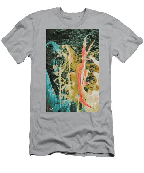 Men's T-Shirt (Slim Fit) featuring the photograph Seaweed by William Wyckoff
