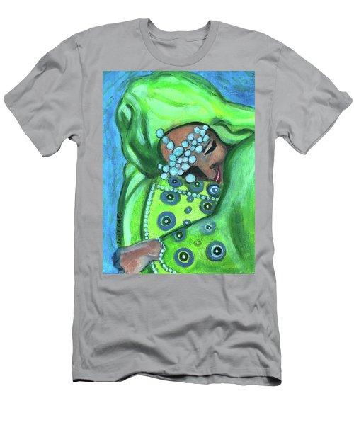 Secret Joy Men's T-Shirt (Athletic Fit)
