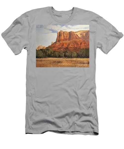 Sedona Afternoon In May Men's T-Shirt (Athletic Fit)