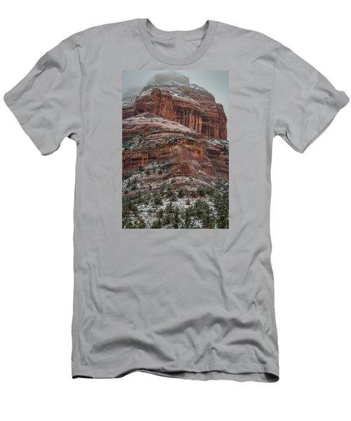 Sedona Snow Men's T-Shirt (Athletic Fit)