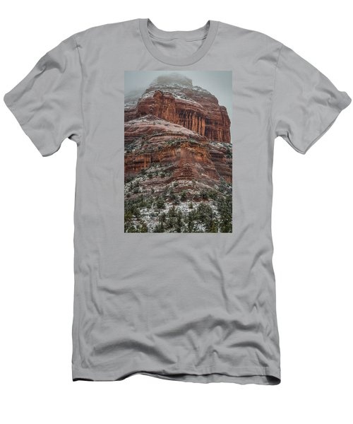Sedona Snow Men's T-Shirt (Athletic Fit)
