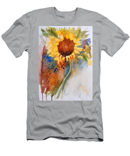Seeds Of The Sun Men's T-Shirt (Athletic Fit)