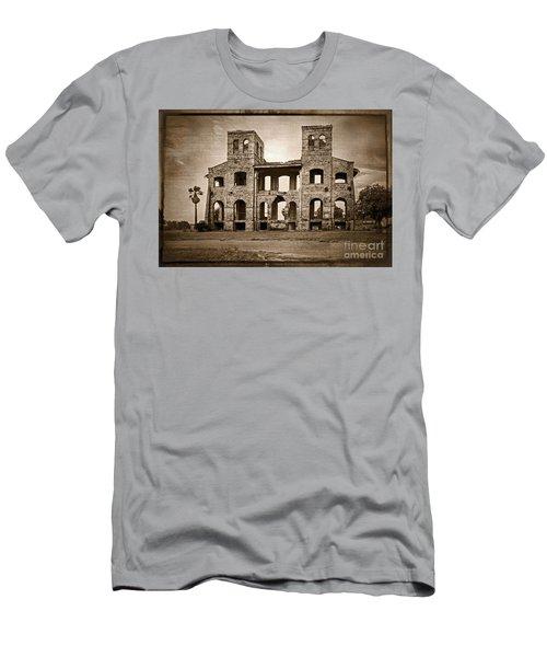 Seminary Ruins Men's T-Shirt (Athletic Fit)