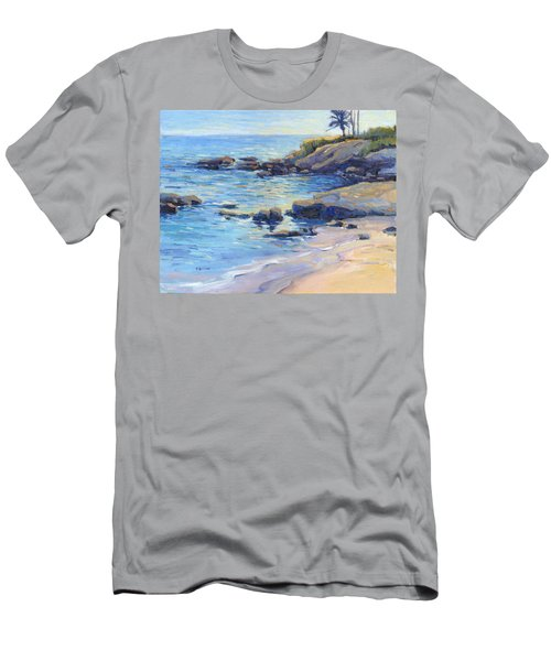 September Light / Laguna Beach Men's T-Shirt (Athletic Fit)