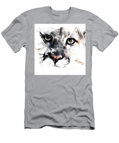 Seriously Cougar Men's T-Shirt (Athletic Fit)