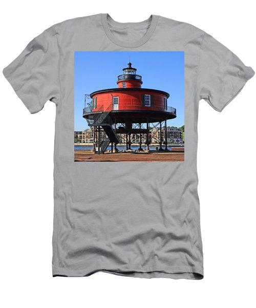 Seven Foot Knoll Men's T-Shirt (Athletic Fit)