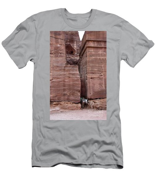 Men's T-Shirt (Athletic Fit) featuring the photograph Shade Is Good by Mae Wertz