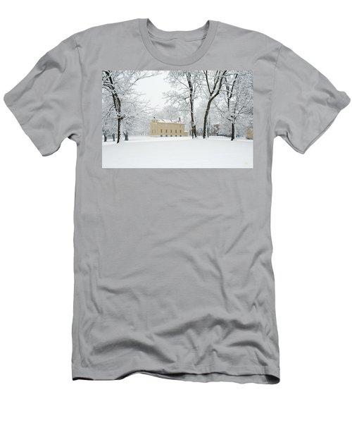 Shaker Winter Men's T-Shirt (Athletic Fit)