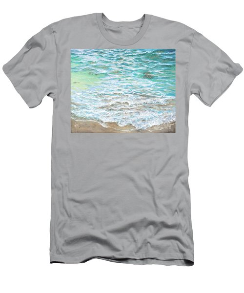Shallow Water Men's T-Shirt (Athletic Fit)