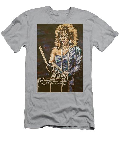 Sheila E Men's T-Shirt (Athletic Fit)