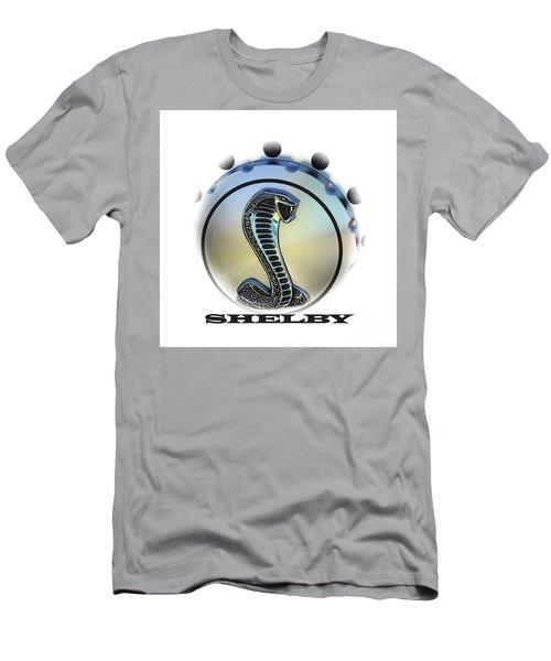Shelby Cobra Art Men's T-Shirt (Athletic Fit)