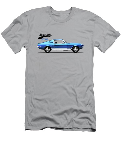 Shelby Mustang Gt500 1968 Men's T-Shirt (Athletic Fit)