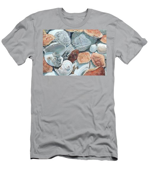 Shells Of The Puget Sound Men's T-Shirt (Athletic Fit)