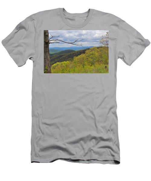Shenandoah National Park Men's T-Shirt (Athletic Fit)