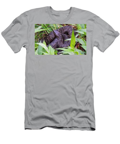 Shhhh1 Men's T-Shirt (Athletic Fit)